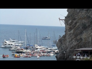 Red Bull Cliff Diving Yalta 2011 - ���� �������